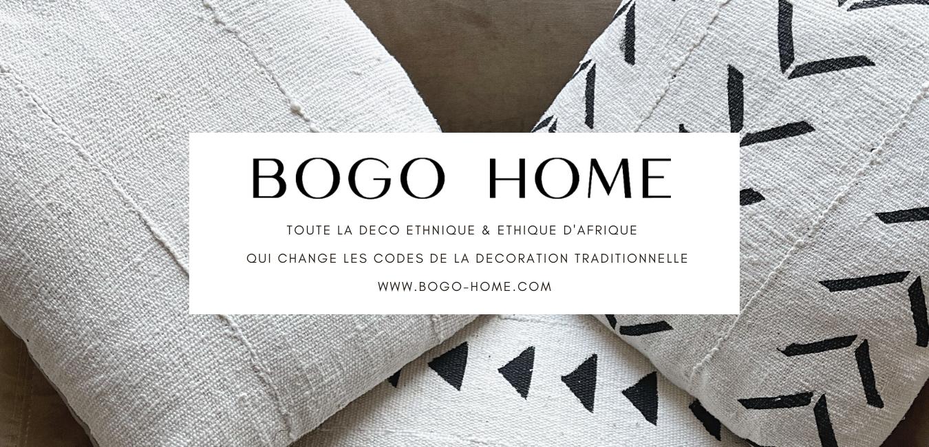 BOGO HOME- Creation artisanale